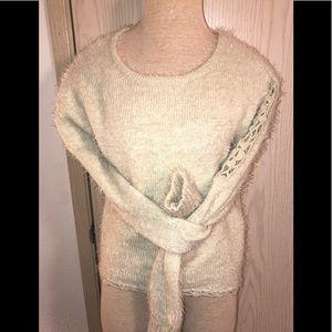 Yaira Ladies Beige Sweater..medium